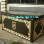 Reception Desks Furniture with Logo - Classic Office Furniture-DW-OFD002