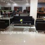 office sofa chairs for leather/PU-B011