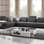 multi-functional leisure fabric sofa-H825-H-825