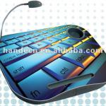 Laptop cushion tray with colorful design-HDL-4900