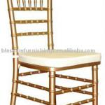 Gold Resin Chiavari Chair-FRD-001