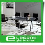 2013 Glass Conference Table -B025A-B025A/B
