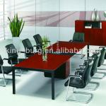 2014 hottest sale and latest design veneer office furniture-AD-A07