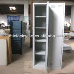 Knocked Down Office Metal Locker with Shelves-CWL-02-1