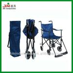 High Quality Folding Medical Stool Chair with Wheels-JM-053