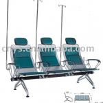steel base with confusion Transfusion Chair-yx-48