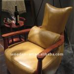 Stylish 2011 five-star hotel lounge chair - New Design-New Item