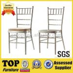 Cheap Popular Wholesale Stacking Steel Wedding Chair-CY-9009 Wedding Chair