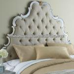 european style royal room wooden carved headboard HDBH055-HDBH055