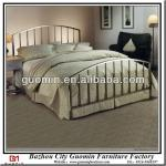 Lastest design double size bed dimensions for luxury hotel-D-024