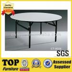 Durable Wedding Banquet Folding Table Chinese Manufacturer-CT-8006 Banquet Folding Table