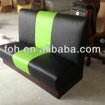 Hotel Dining Sofa Seating (FOHRS-6)-FOHRS-6