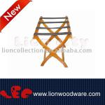 LEC-R999 wooden hotel luggage rack-LEC-R999 wooden hotel luggage rack