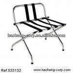 Chrome Baggage Stand-533132