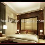 hot sell Saudi Arabia style MDF hotel room furniture SY13-11-SY13-11