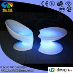 hotel decoration led chair led foot stool-BZ-BA6010L