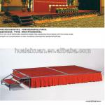 Mobile stage for sale HLW-01-Mobile stage HLW-01