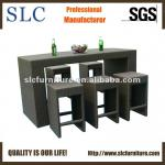 2014 Leisure Rattan Bar Furniture (SC-8039)-SC-8039