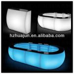led furniture bar counter design / plastic lighting bar counter for sale-HJ884A/B
