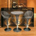 poly rattan bar set-PRBS-001