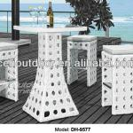 home rattan bar furniture-DH-9577