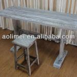 outdoor bar table stool-TB01-1