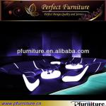 Leather led sofa PFS3883-PFS3883