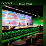 2014 fashion and modern LED commercial bar counter for sale-DTB024