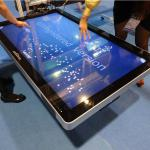 Hot sale!Smart Interactive bar Table LED touch table-IT600