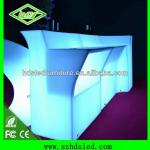 Rechargeable bar furniture/led table/led furniture-HDS-T145