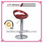 New product bar furniture plastic bar chair,ABS bar chair,modern bar chair-FT-BY024