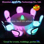 illuminated banquet chair for lounge/nightclub/hotel/ktv/disco-AC001