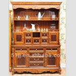 Wooden home furniture bar wine cabinet 027935-Bar cabinet 027935