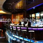 LED light modern design bar counter for hotel-DTB084