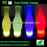 Iluminous high quanlity Salon led coffee furniture/pool table led for bar /event /outdoor party-new