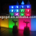 NIGHTCLUB FURNITURE/ILLUMINATED BAR FURNITURE LED-GR-PL04