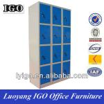 metal mobile phone locker with 12 doors-IGO-027