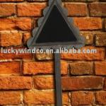 shabby chic metal blackboard-LW7M6220