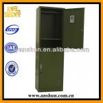 Colorful simple design steel schools lockers for students used-AS-010