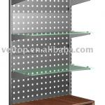 steel stand,stationery rackWith bottom ark-TLW-043