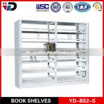 good quality and morden design library furniture-YD-BS-2P-P/S