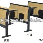modern school furniture step desk and chair-ZN22-2