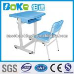 Plastic kids table and chair/school furniture set-HA 06