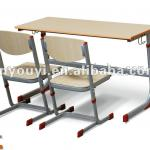 Double Adjust Desk And Chair-G3163