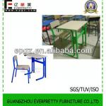 pictures classroom single desk and chairs/ price for school single desk and chairs-SF-18F