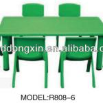 hot sale and elegant play school furniture R808-6-R808-6