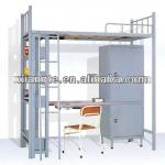 Look!!!new-design metal dormitory bed/steel bunk bed/ furniture hostel/-XT-HP02