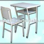 High-Standard ! singel student Desk and Chair-G001
