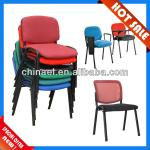 CX-H004 Hotsale!!! cheap stackable chair with fabric-CX-H004N
