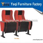Padded folding commercial cinema seats theater seats YA-09A-commercial cinema seats theater seats  YA-09A
